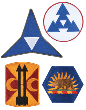 Small Unit Patches