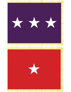 General Officer Flags