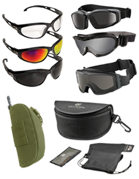 Eyewear and Goggles