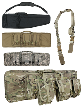 Rifle Cases and Slings