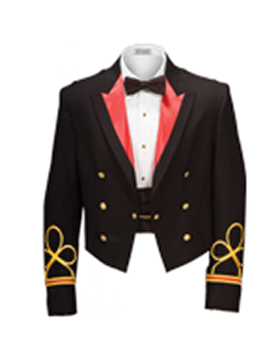 Mess Dress Officer