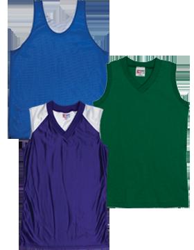 Sleeveless Shirts - Tanks