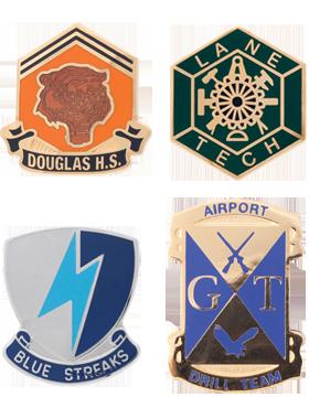 High School Crests