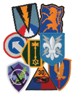 Patches and Cloth Insignia