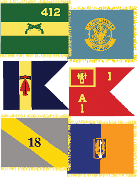 Flags and Guidons