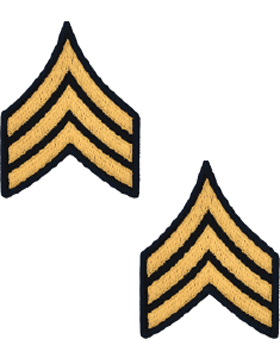 Dress Blue Chevrons