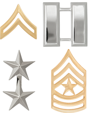 No-Shine Insignia